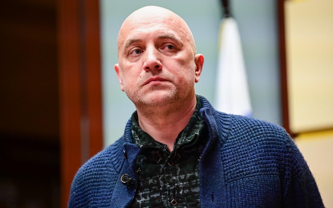 Лидер СРЗП Захар Прилепин заявил о наличии возможности у государства пресекать массовые убийства
