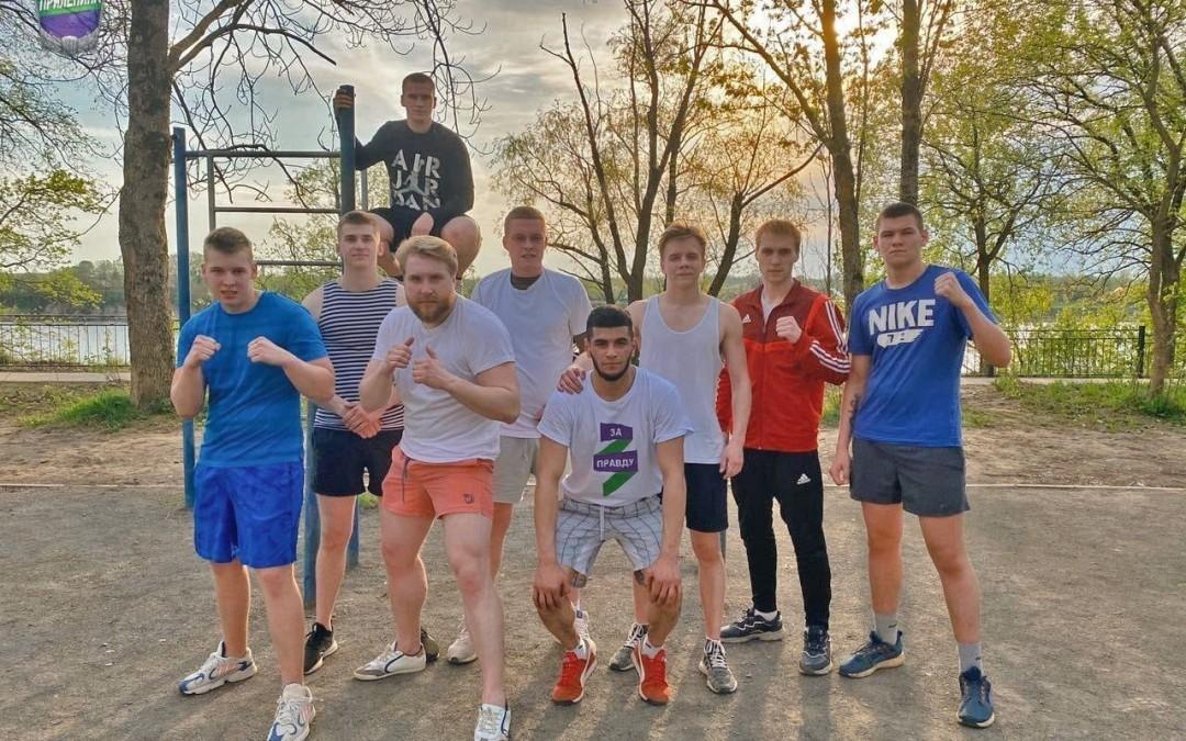 Волховские гвардейцы приглашают на тренировки