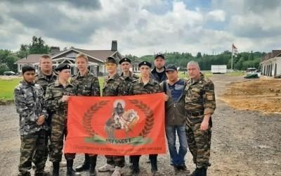 Поездка в учебный стрелковый центр «Русское оружие»