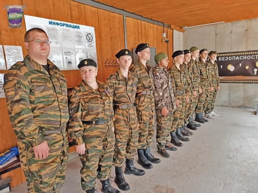 Поездка в учебный стрелковый центр «Русское оружие» 3