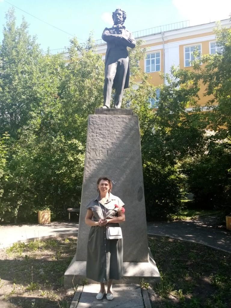 Пушкинский день России в Екатеринбурге – акция у забытого памятника 2