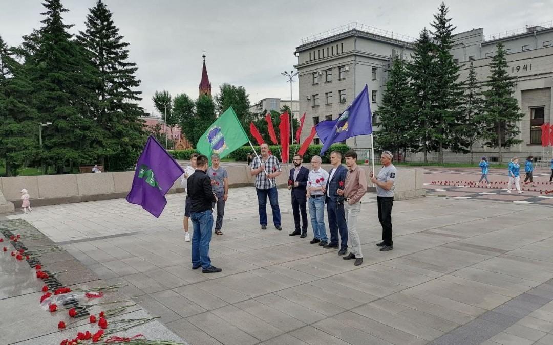 22 июня в Иркутске