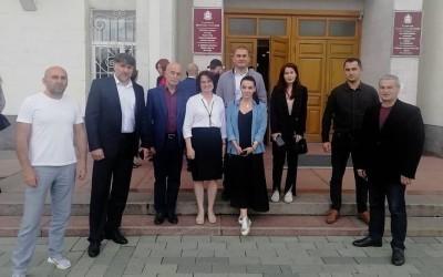 Организационное совещание СРЗП в РСО-Алания