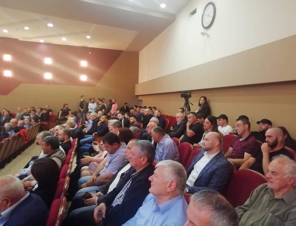 Организационное совещание СРЗП в РСО-Алания 4