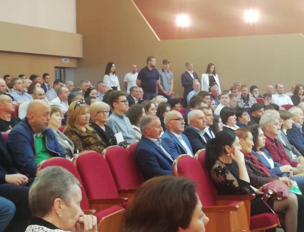 Организационное совещание СРЗП в РСО-Алания 3