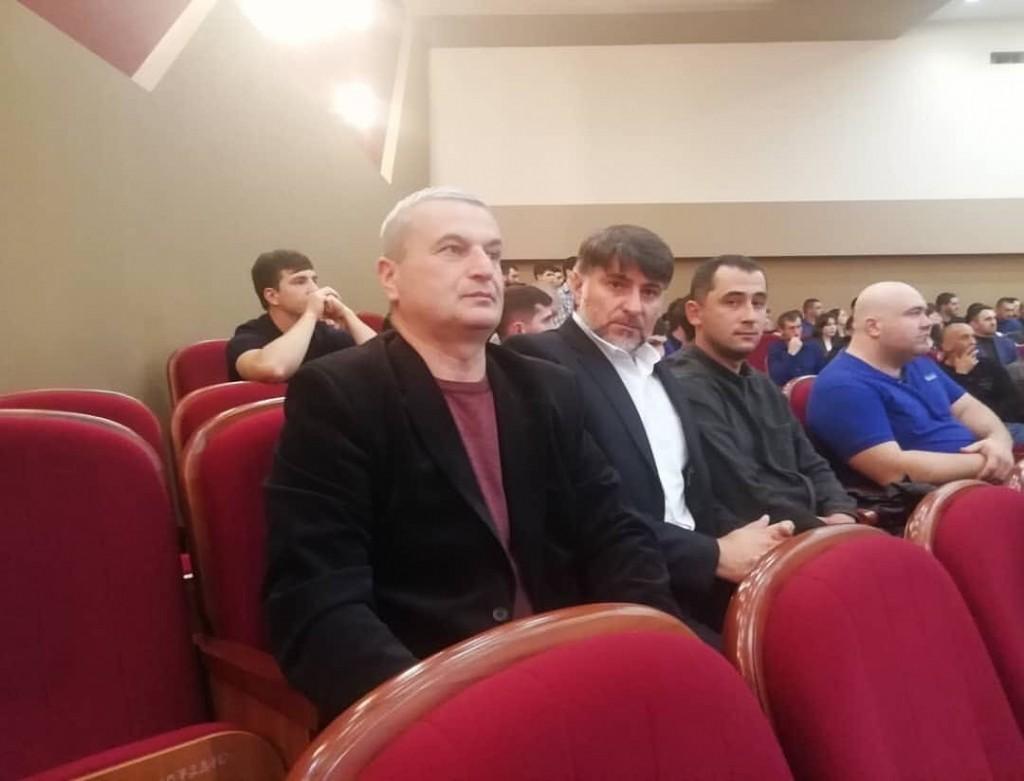 Организационное совещание СРЗП в РСО-Алания 5