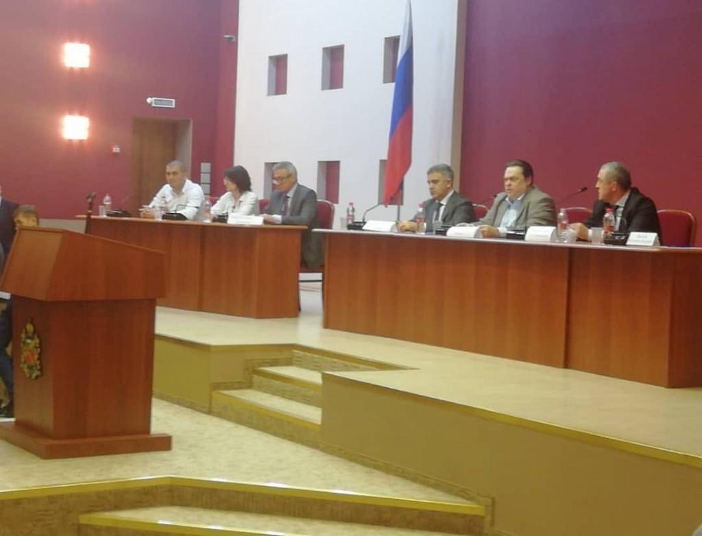 Организационное совещание СРЗП в РСО-Алания 1