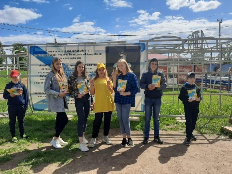 Активисты СРЗП поздравили жителей Смоленской области с Днем защиты детей 1