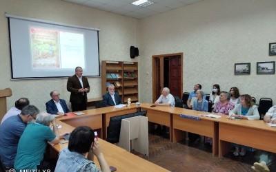 В Нижнем Новгороде говорили о защите русского языка