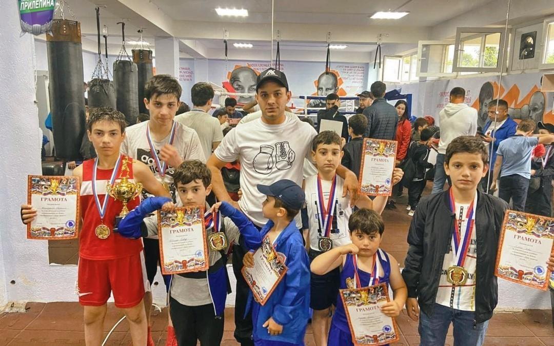 Спортивные состязания для молодых гвардейцев в Сочи