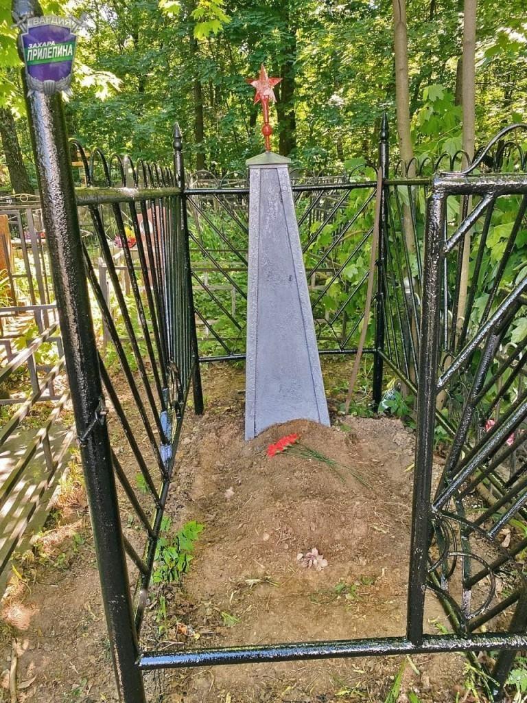 Не должно быть забытых могил бойцов 3