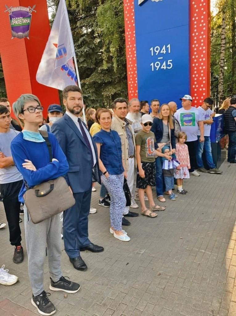 Патриотический пробег Уфа – Крым стартовал 2