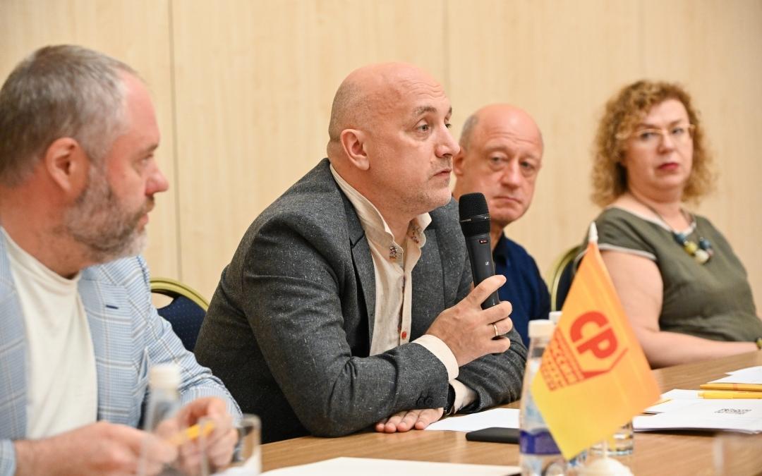 Палата Депутатов СРЗП создала рабочие комиссии