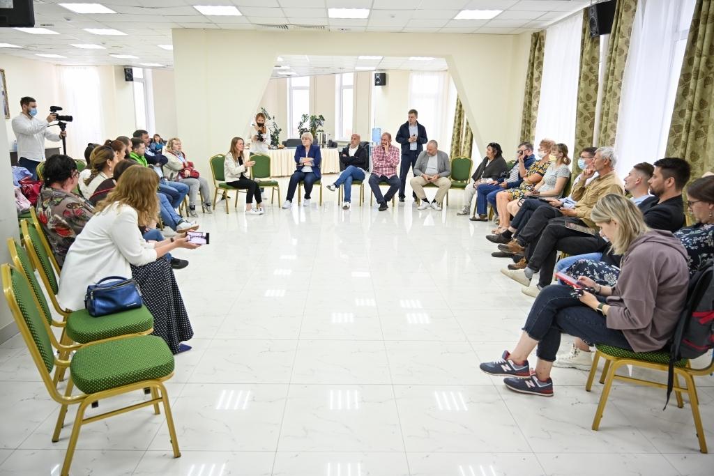 Диалог на равных: в Листвянке состоялась первая встреча Координационного совета по вопросам сохранения Байкала 1