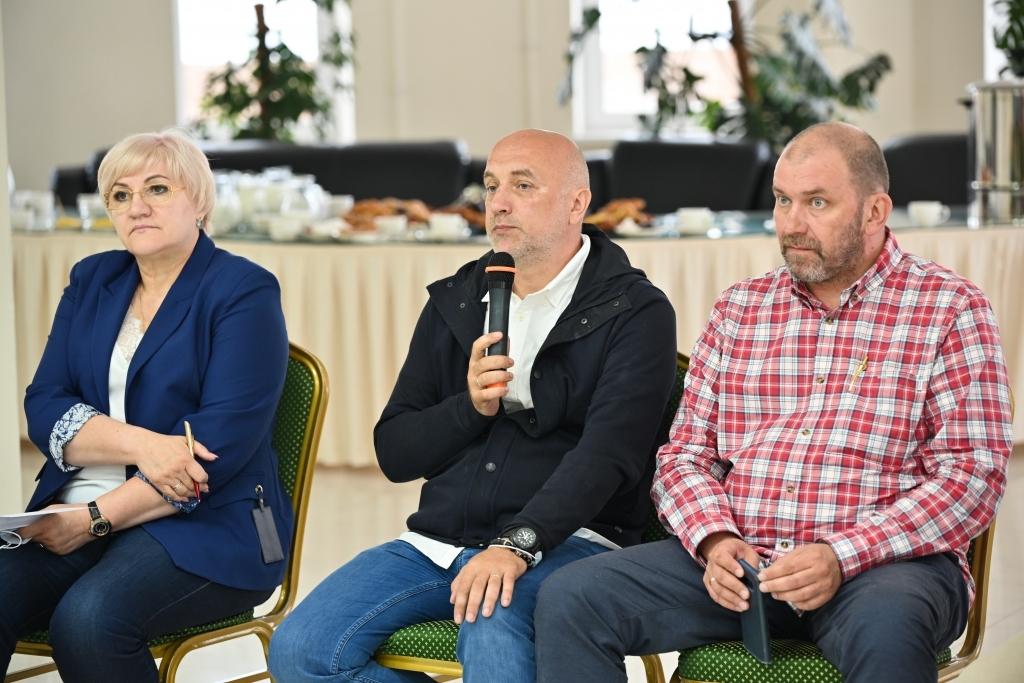 Диалог на равных: в Листвянке состоялась первая встреча Координационного совета по вопросам сохранения Байкала 6