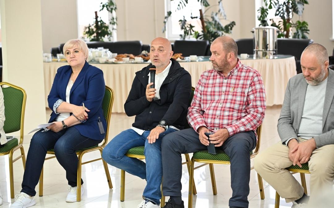 Диалог на равных: в Листвянке состоялась первая встреча Координационного совета по вопросам сохранения Байкала