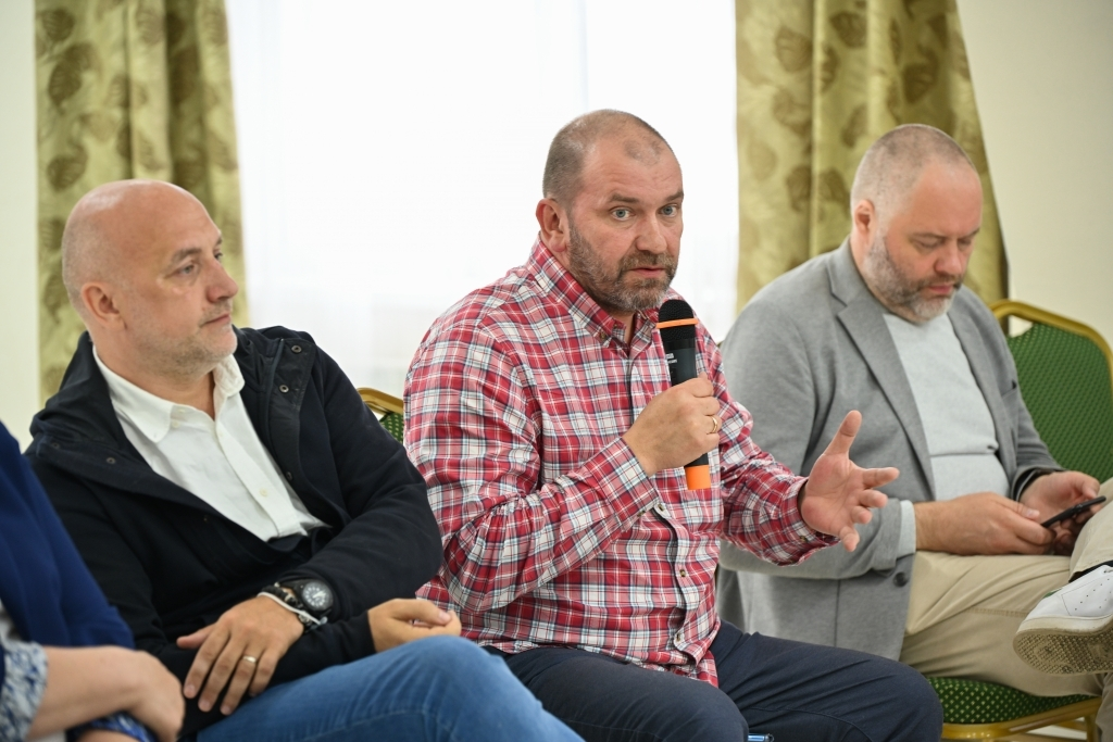 Диалог на равных: в Листвянке состоялась первая встреча Координационного совета по вопросам сохранения Байкала 4