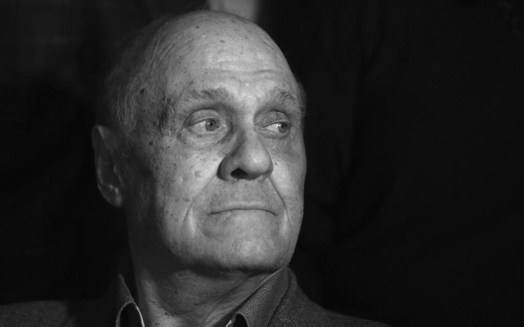Ушёл из жизни Владимир Валентинович Меньшов