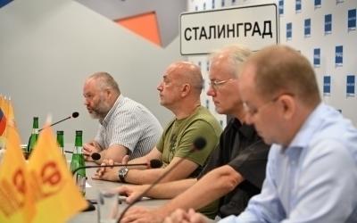 Команда Захара Прилепина призывает вернуть Волгограду имя Сталина