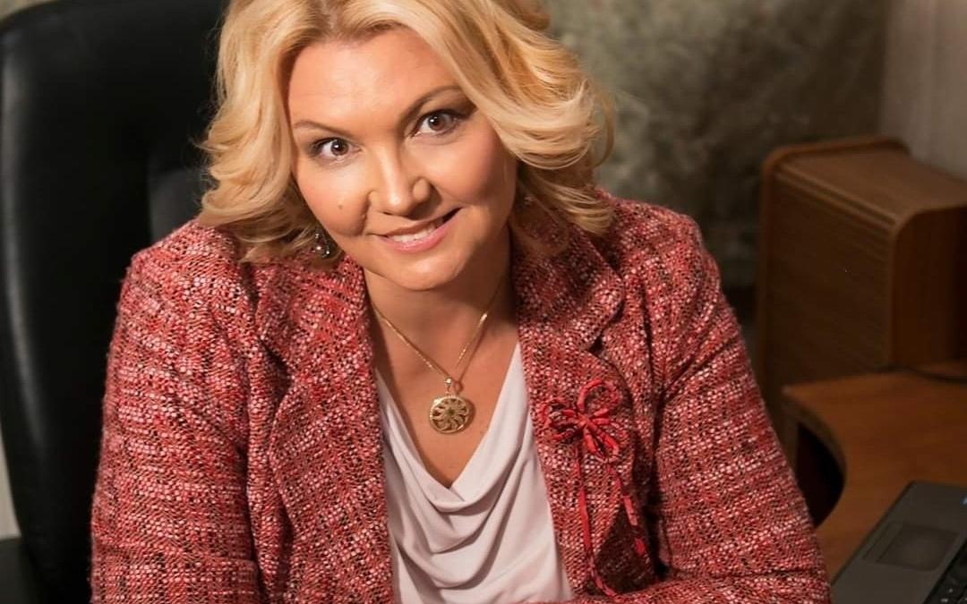 Инна Гориславцева принята в партию СРЗП