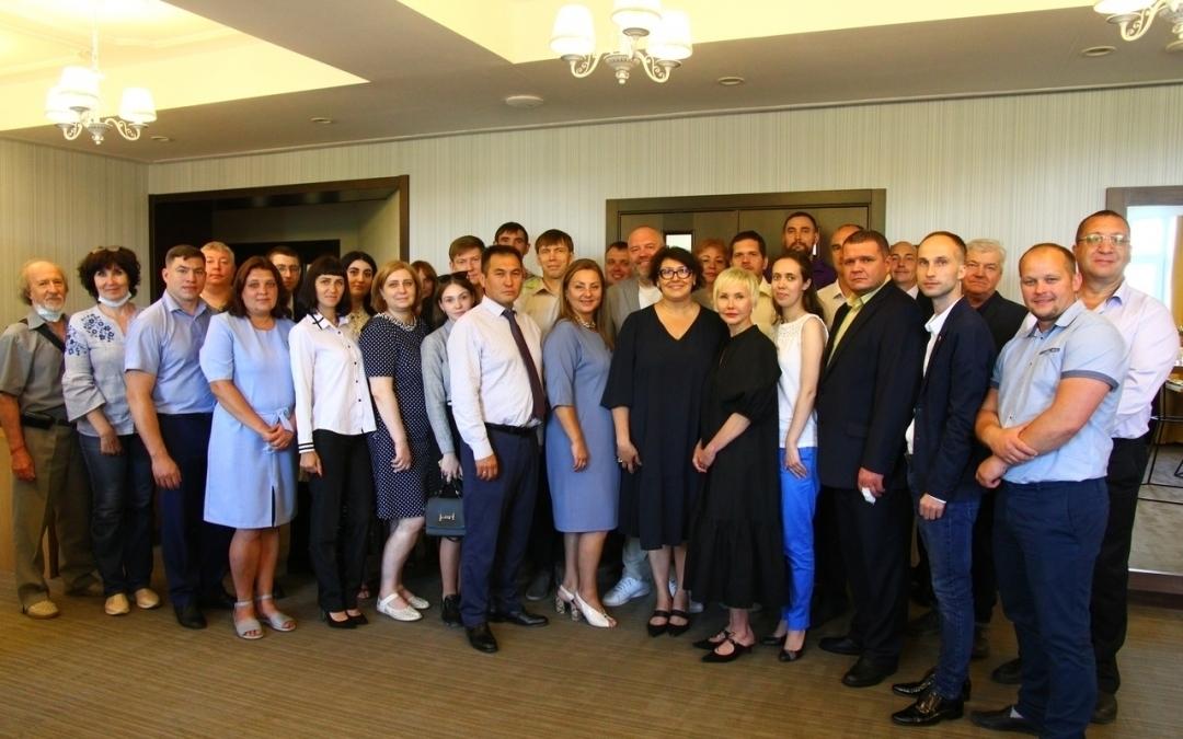 Николай Новичков принял участие в Конференции регионального отделения СРЗП в Кемерово