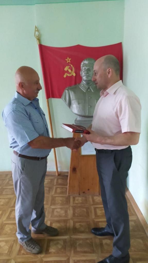 Николай Стариков приехал в Калининградскую область с рабочим визитом 5