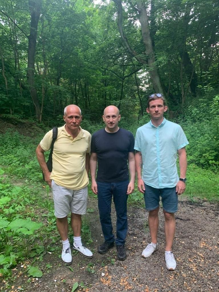 Николай Стариков приехал в Калининградскую область с рабочим визитом 1