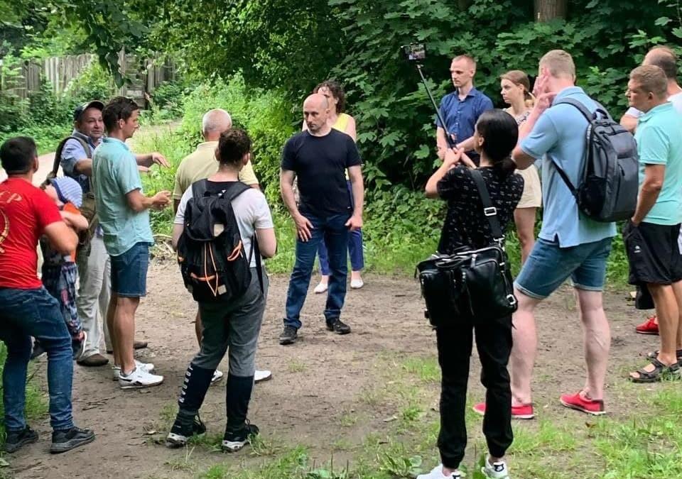 Николай Стариков приехал в Калининградскую область с рабочим визитом