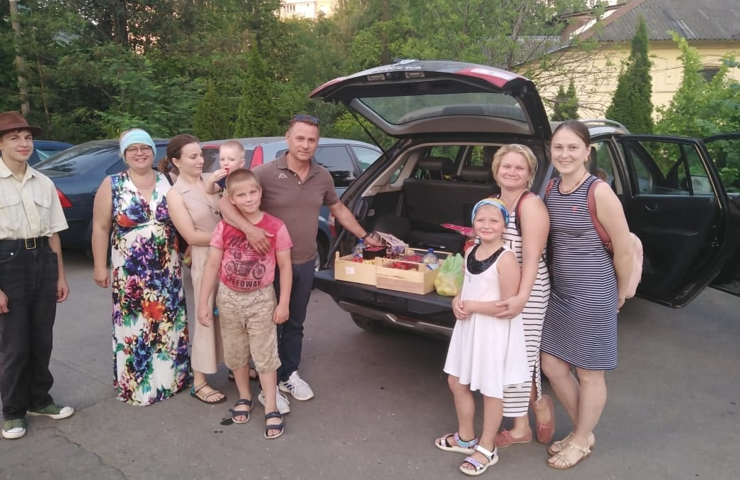 День семьи, любви и верности в Жуковском