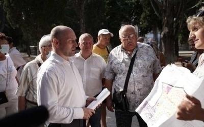 Николай Стариков будет разбираться в вопросе застройки Форосского парка