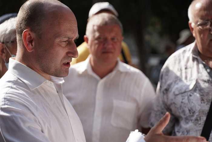 Николай Стариков будет разбираться в вопросе застройки Форосского парка 3