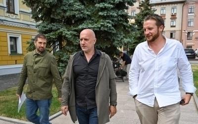 Игорь Чкалов стал хранителем Чкаловской лестницы