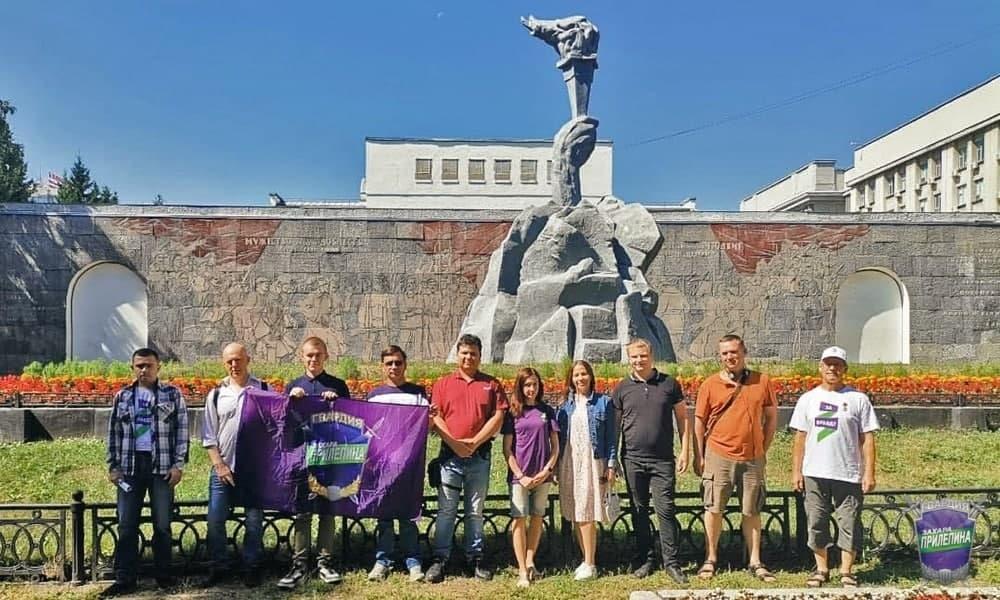 Гвардейцы в Новосибирске подвели итоги работы