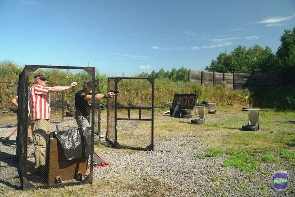 Соревнования по стрельбам под руководством гвардейцев 2