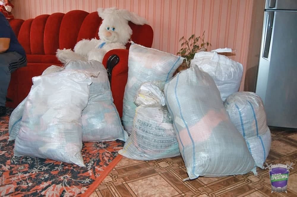 Гвардейцы оказали помощь детскому приюту в Донецке 1