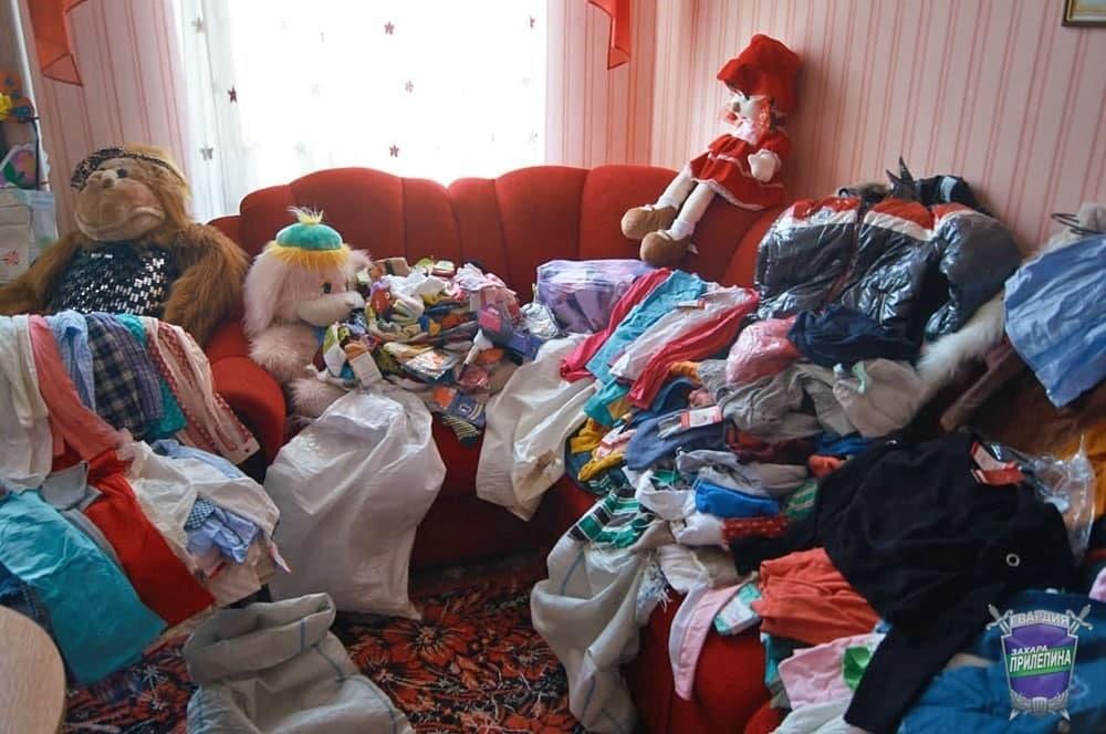 Гвардейцы оказали помощь детскому приюту в Донецке 2
