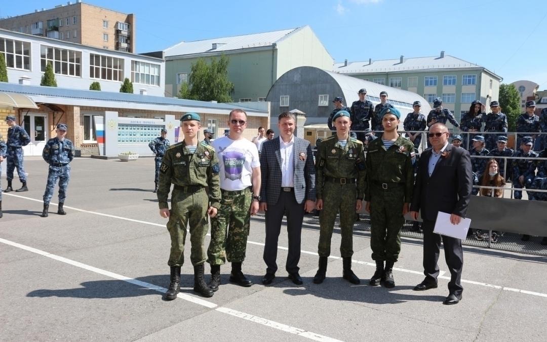 Гвардия Захара Прилепина продолжают сотрудничество с деятельностью проекта «Я-ПАТРИОТ».