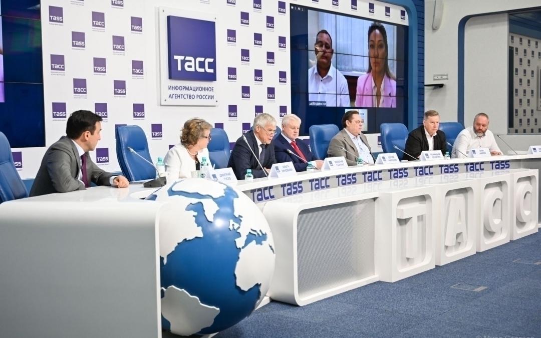 Николай Новичков: «СБД – это результат работы программного комитета партии СРЗП и результат объединения партий»
