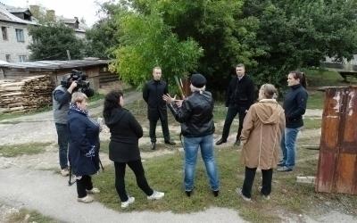 Григорий Парсентьев и Александр Аверин встретились с жителями Рязанского района