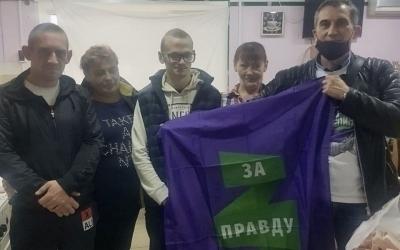В Наро-Фоминске  социальному приюту «НОЙ» была оказана помощь