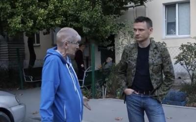 Виктор Яценко провел встречу с жителями