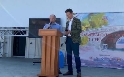 Николай Стариков и Виктор Яценко приняли участие в Родительском форуме – 2021