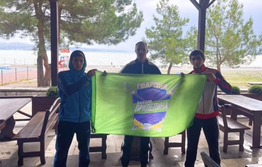 На Международном турнире в Абхазии гвардейцы взяли три «золота»