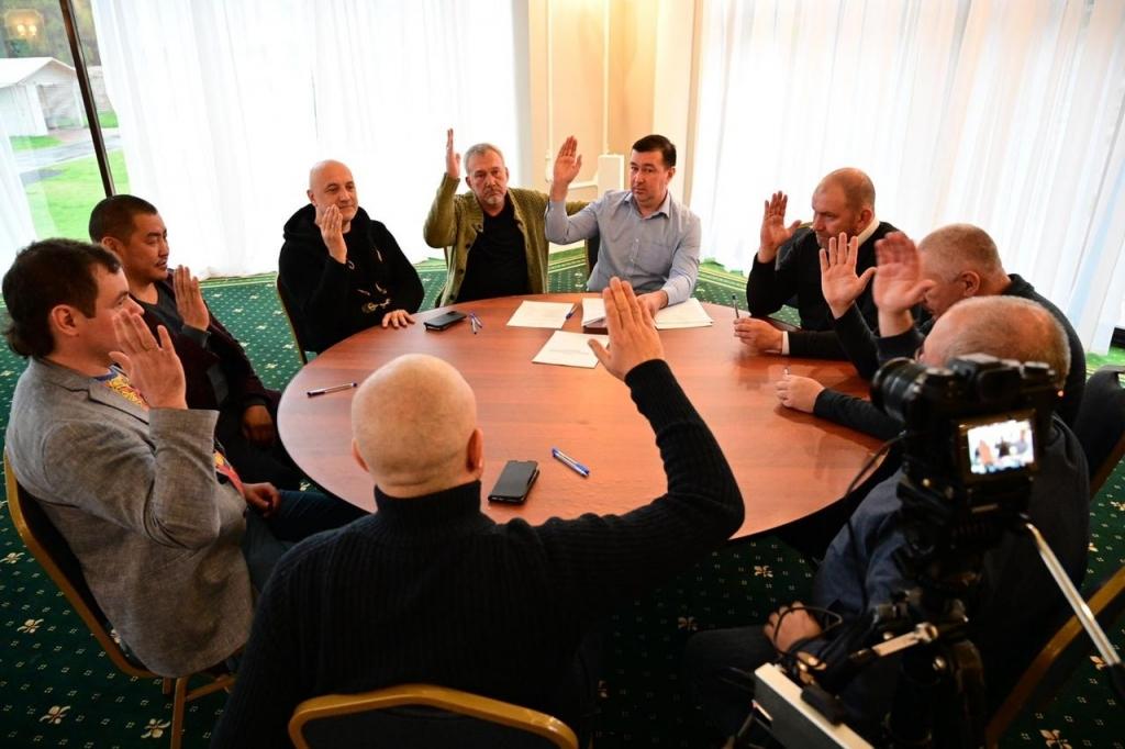На Алтае состоялась конференция общественного движения «Новая Евразия» 4